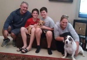 Copper and McKeon Family (Oct. 2015)